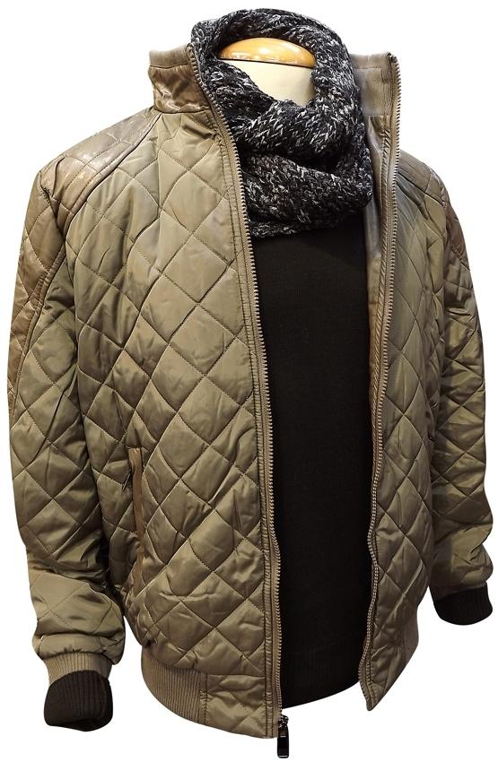 Jaquetas Masculinas Impermeável em Três Camadas - Manequim P M G GG