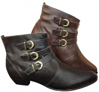 Botas Cano Curtissimo - Ankle Boot